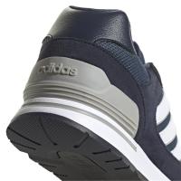 adidas Run 80s Sneaker Herren - CRENAV/FTWWHT/LEGINK - Größe 8
