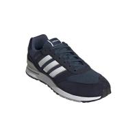 adidas Run 80s Sneaker Herren - CRENAV/FTWWHT/LEGINK - Größe 10