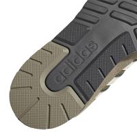 adidas Run 80s Sneaker Herren - ORBGRN/ORBGRY/FOCOLI - Größe 9-