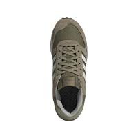 adidas Run 80s Sneaker Herren - ORBGRN/ORBGRY/FOCOLI - Größe 12