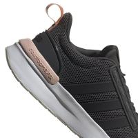 adidas Racer TR 21 Sneaker Damen - CARBON/CBLACK/VAPPNK - Größe 8