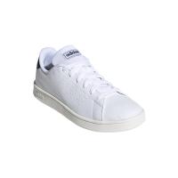adidas Advantage K Sneaker Kinder - FTWWHT/LEGINK/CLOWHI - Größe 3