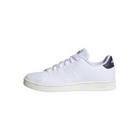 adidas Advantage K Sneaker Kinder - FTWWHT/LEGINK/CLOWHI - Größe 6
