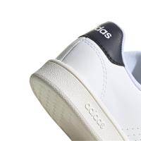adidas Advantage K Sneaker Kinder - FTWWHT/LEGINK/CLOWHI - Größe 6-