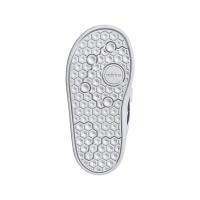 adidas Breaknet I Sneaker Kinder - FTWWHT/ROYBLU/VIVRED - Größe 25-