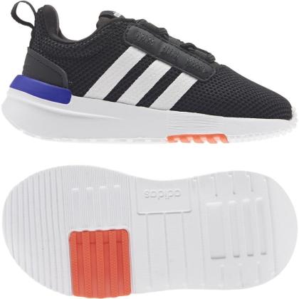 adidas Racer TR 21 I Sneaker Kinder - CBLACK/FTWWHT/SONINK - Größe 25