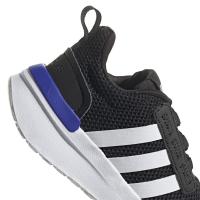 adidas Racer TR 21 I Sneaker Kinder - CBLACK/FTWWHT/SONINK - Größe 25-