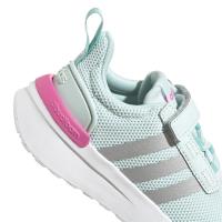 adidas Racer TR 21 C Sneaker Kinder - HALMIN/SILVMT/SCRPNK - Größe 28