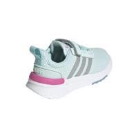 adidas Racer TR 21 C Sneaker Kinder - HALMIN/SILVMT/SCRPNK - Größe 33-
