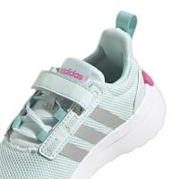 adidas Racer TR 21 C Sneaker Kinder - HALMIN/SILVMT/SCRPNK - Größe 34