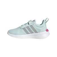 adidas Racer TR 21 C Sneaker Kinder - HALMIN/SILVMT/SCRPNK - Größe 35