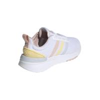 adidas Racer TR 21 K Sneaker Kinder - FTWWHT/HALBLU/VAPPNK - Größe 28
