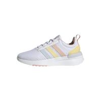 adidas Racer TR 21 K Sneaker Kinder - FTWWHT/HALBLU/VAPPNK - Größe 28-