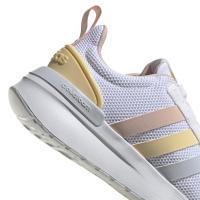 adidas Racer TR 21 K Sneaker Kinder - FTWWHT/HALBLU/VAPPNK - Größe 34