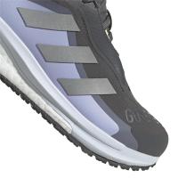 adidas Solar Glide 4 GTX W Runningschuhe Damen - GRESIX/SILVMT/VIOTON - Größe 6-