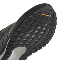 adidas Solar Glide 4 GTX M Runningschuhe Herren - CBLACK/GREFOU/FTWWHT - Größe 12-
