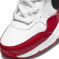 Nike Air Max SC Sneaker Kinder - WHITE/BLACK-UNIVERSITY RED - Größe 12.5C