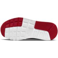 Nike Air Max SC Sneaker Kinder - WHITE/BLACK-UNIVERSITY RED - Größe 2.5Y