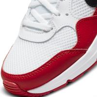 Nike Air Max SC Sneaker Kinder - WHITE/BLACK-UNIVERSITY RED - Größe 4Y