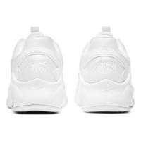 Nike Air Max Bolt Sneaker Herren - WHITE/WHITE-WHITE - Größe 8