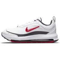 Nike Air Max AP Sneaker Herren - WHITE/UNIVERSITY RED-BLACK - Größe 11