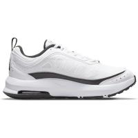 Nike Air Max AP Sneaker Herren - WHITE/UNIVERSITY RED-BLACK - Größe 8