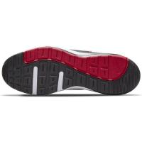 Nike Air Max AP Sneaker Herren - WHITE/UNIVERSITY RED-BLACK - Größe 8.5