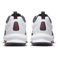 Nike Air Max AP Sneaker Herren - WHITE/UNIVERSITY RED-BLACK - Größe 9