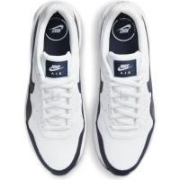 Nike Air Max SC Sneaker Herren - WHITE/OBSIDIAN-WHITE - Größe 10