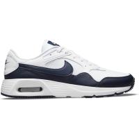 Nike Air Max SC Sneaker Herren - WHITE/OBSIDIAN-WHITE - Größe 9.5