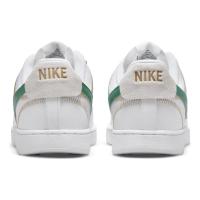 Nike Court Vision Low Premium Sneaker Herren - WHITE/GREEN NOISE-SUMMIT WHITE-SAIL - Größe 10.5