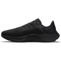 Nike Air Zoom Pegasus 38 Herren Runningschuhe - BLACK/BLACK-ANTHRACITE-VOLT - Größe 10.5