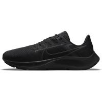 Nike Air Zoom Pegasus 38 Herren Runningschuhe - BLACK/BLACK-ANTHRACITE-VOLT - Größe 8.5