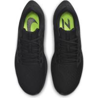 Nike Air Zoom Pegasus 38 Herren Runningschuhe - BLACK/BLACK-ANTHRACITE-VOLT - Größe 9