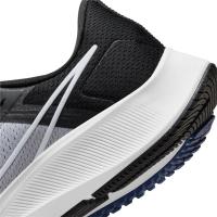 Nike Air Zoom Pegasus 38 Runningschuhe Herren - WOLF GREY/WHITE-BLACK-HYPER ROYAL - Größe 12