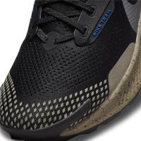 Nike Pegasus Trail 3 Runningschuhe Herren - BLACK/IRON GREY-KHAKI-GAME ROYAL - Größe 12.5