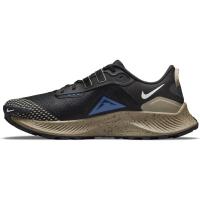 Nike Pegasus Trail 3 Runningschuhe Herren - BLACK/IRON GREY-KHAKI-GAME ROYAL - Größe 13