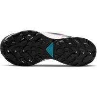 Nike Pegasus Trail 3 Runningschuhe Damen - DARK TEAL GREEN/PINK GLOW-ARMORY NA - Größe 9