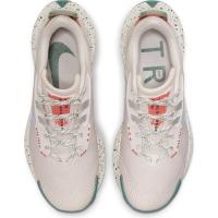 Nike Pegasus Trail 3 Runningschuhe Damen - LIGHT SOFT PINK/ALUMINUM-MAGIC EMBE - Größe 7