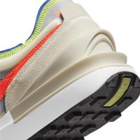 Nike Waffle One Sneaker Herren - COCONUT MILK/BRIGHT CRIMSON-HYPER R - Größe 10,5