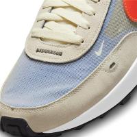 Nike Waffle One Sneaker Herren - COCONUT MILK/BRIGHT CRIMSON-HYPER R - Größe 11