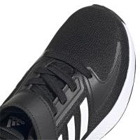 adidas Runfalcon 2.0 C Sneaker Kinder - CBLACK/FTWWHT/SILVMT - Größe 30-