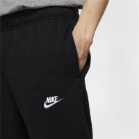 Nike Sportswear Club - BLACK/BLACK/WHITE - Größe XL