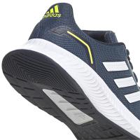 adidas Runfalcon 2.0 K Sneaker Kinder - CRENAV/FTWWHT/LEGINK - Größe 3-