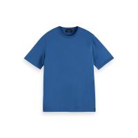 Scotch & Soda T-Shirt - Seventies Blue - Größe L
