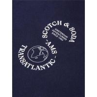 Scotch & Soda Kapuzenpullover - Night - Größe XL